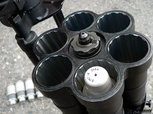 Ручной гранатомет - РГ-6 (6Г30) фото 18