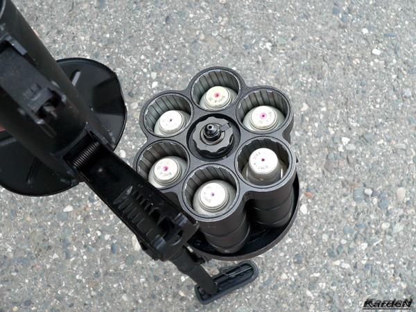 Ручной гранатомет - РГ-6 (6Г30) фото 19