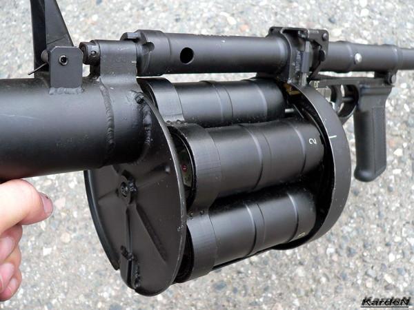 Ручной гранатомет - РГ-6 (6Г30) фото 21
