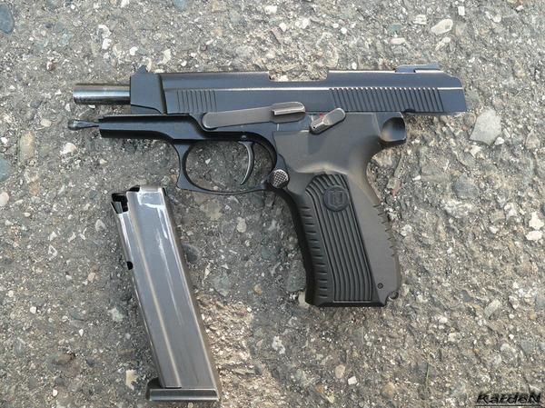 пистолет Ярыгина - ПЯ фото 4