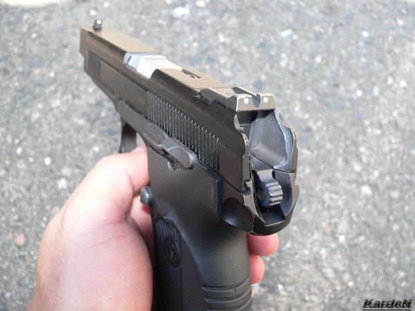 пистолет Ярыгина ПЯ фото 9