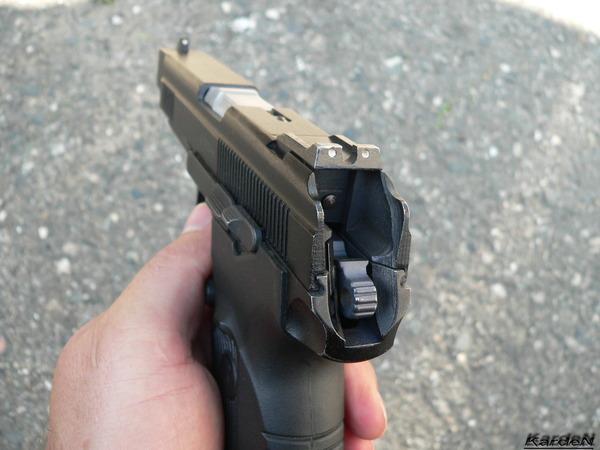 пистолет Ярыгина ПЯ фото 10