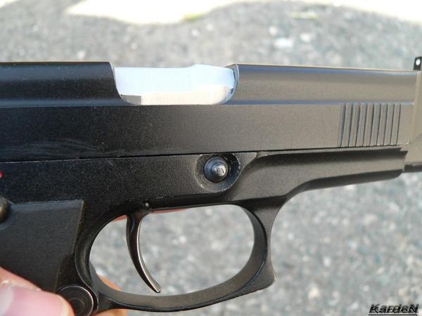 пистолет Ярыгина ПЯ фото 15