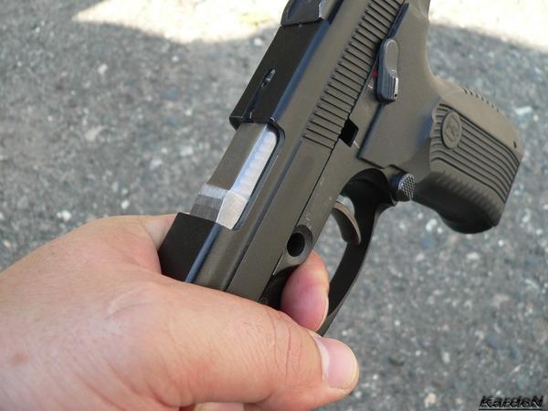 пистолет Ярыгина ПЯ фото 24