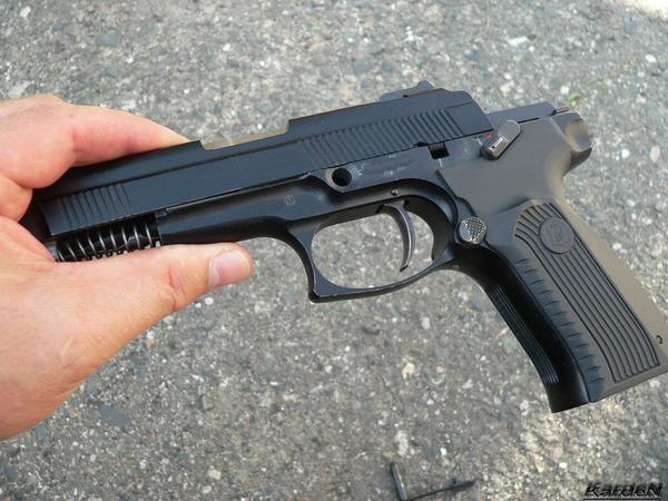 пистолет Ярыгина ПЯ фото 25