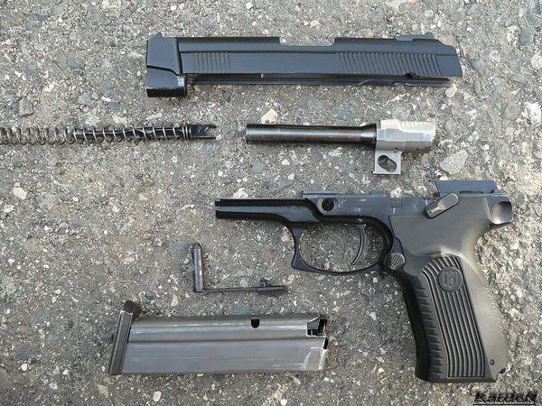 пистолет Ярыгина ПЯ фото 32