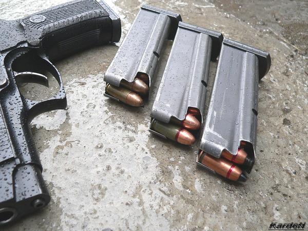 пистолет Ярыгина ПЯ фото 40