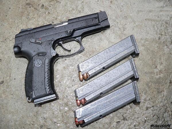 пистолет Ярыгина ПЯ фото 43