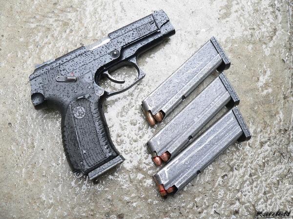 пистолет Ярыгина ПЯ фото 45
