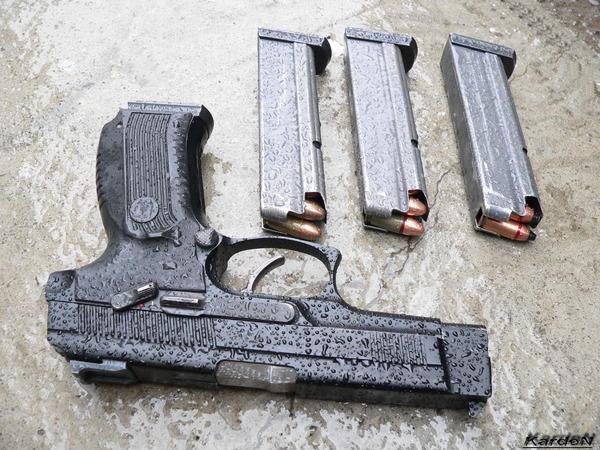пистолет Ярыгина ПЯ фото 47