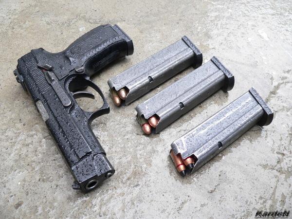 пистолет Ярыгина ПЯ фото 48