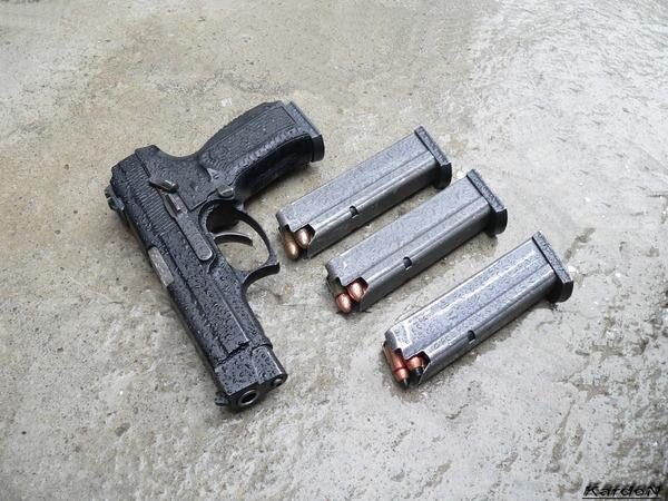 пистолет Ярыгина ПЯ фото 49