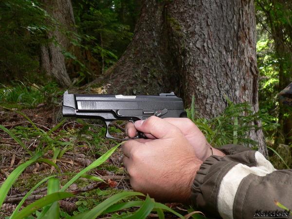 пистолет Ярыгина ПЯ фото 52
