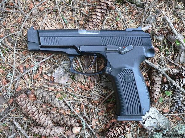 пистолет Ярыгина ПЯ фото 53