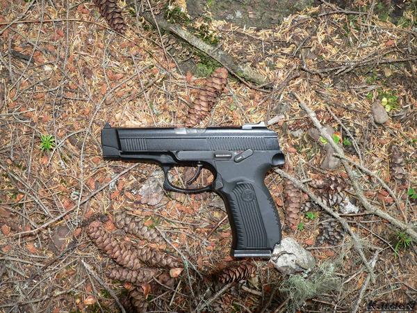 пистолет Ярыгина ПЯ фото 54
