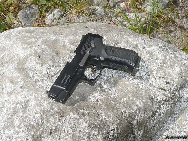 пистолет Ярыгина ПЯ фото 58