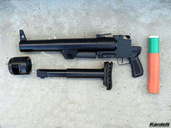 Ручной гранатомет специальный - РГС-50М фото 1