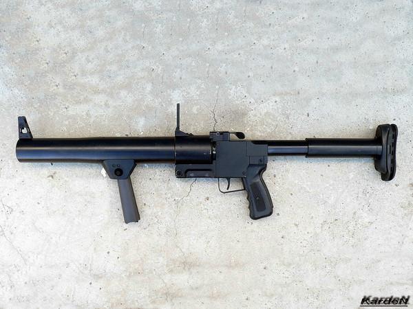 Ручной гранатомет специальный модернизированный РГС-50М