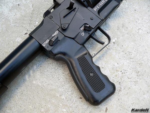 Ручной гранатомет специальный - РГС-50М фото 8