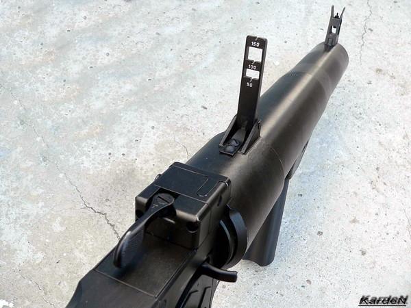 Ручной гранатомет специальный - РГС-50М фото 11