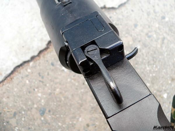 Ручной гранатомет специальный - РГС-50М фото 12