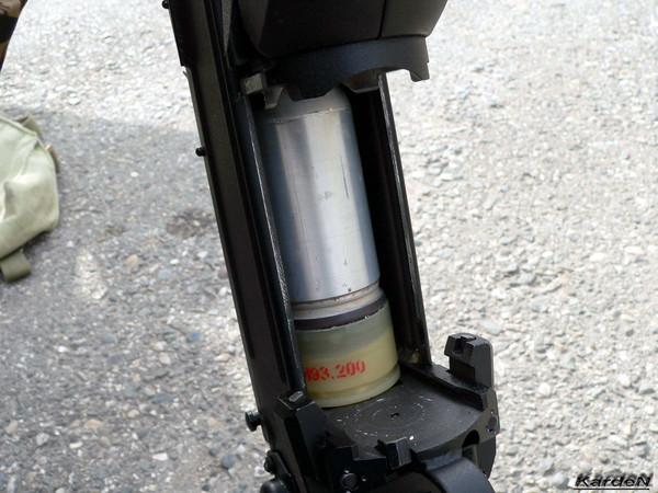 Гранатомет магазинный - ГМ-94 фото 27