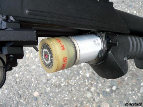 Гранатомет магазинный - ГМ-94 фото 31