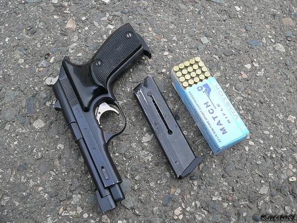 пистолет Марго фото 2