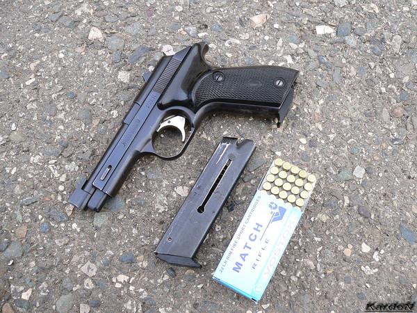 пистолет Марго фото 3