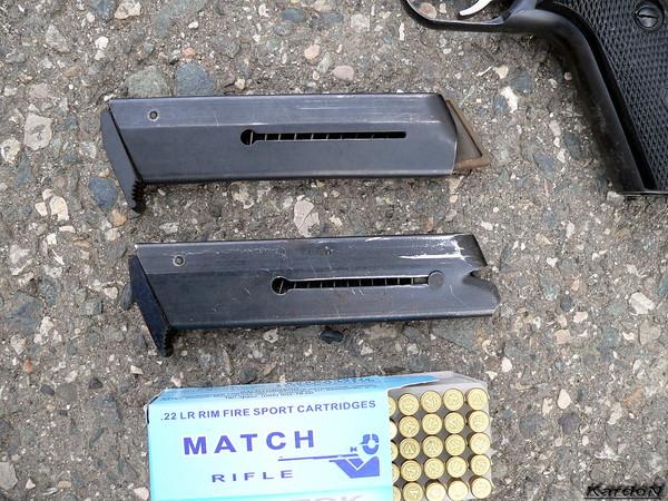 пистолет Марго фото 4