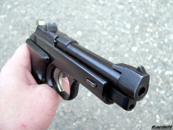 пистолет Марго фото 7