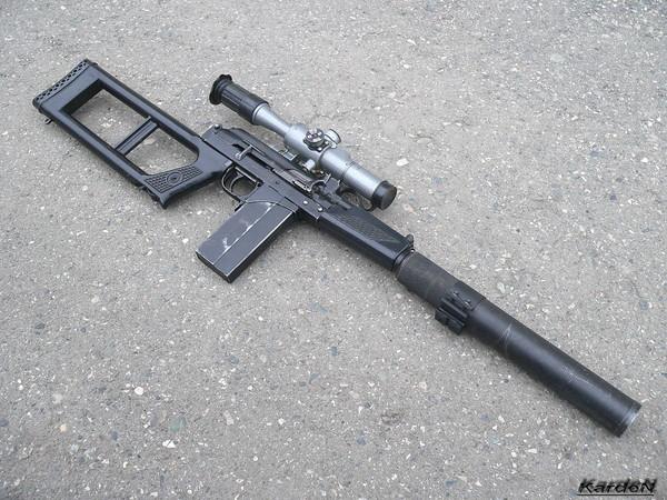 Винтовочный снайперский комплекс ВСК-94 фото 10