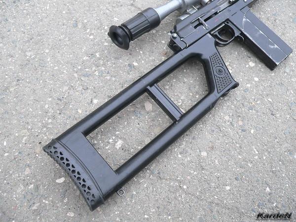 Винтовочный снайперский комплекс ВСК-94 фото 11