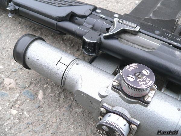 Винтовочный снайперский комплекс ВСК-94 фото 12
