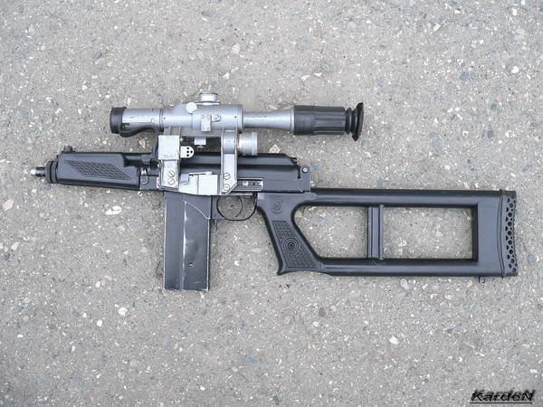 Винтовочный снайперский комплекс ВСК-94 фото 13