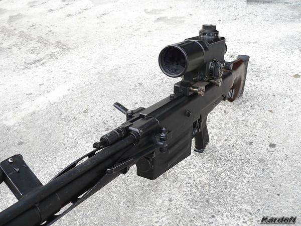 Крупнокалиберная снайперская винтовка ОСВ-96 фото 6