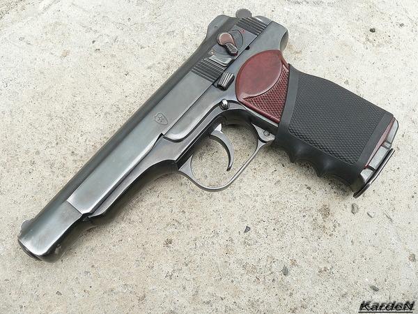автоматический пистолет Стечкина - АПС фото 3
