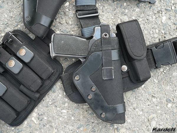 автоматический пистолет Стечкина - АПС фото 6