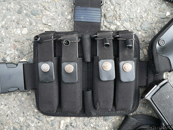 автоматический пистолет Стечкина - АПС фото 7