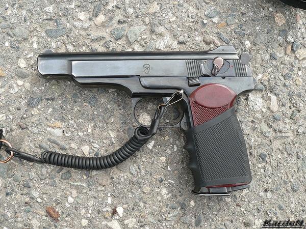 автоматический пистолет Стечкина - АПС фото 9