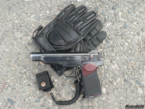 автоматический пистолет Стечкина - АПС фото 11