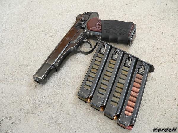 автоматический пистолет Стечкина - АПС фото 12