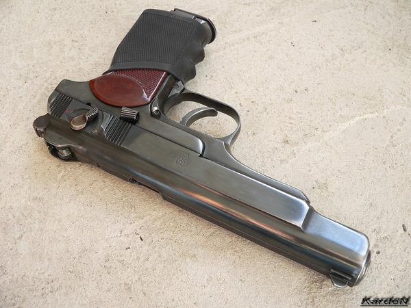 автоматический пистолет Стечкина - АПС фото 19