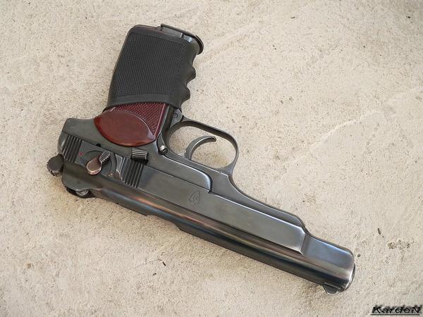 автоматический пистолет Стечкина - АПС фото 20