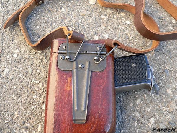 автоматический пистолет Стечкина - АПС фото 5