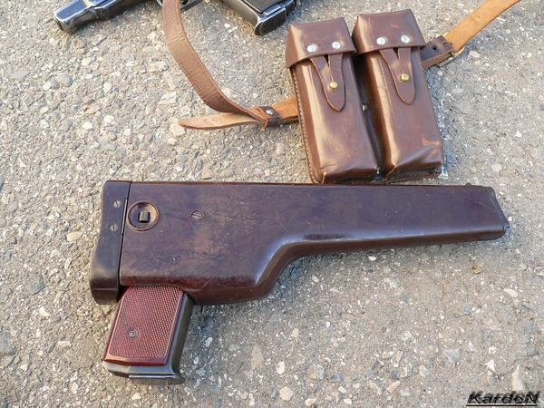 автоматический пистолет Стечкина - АПС фото 28