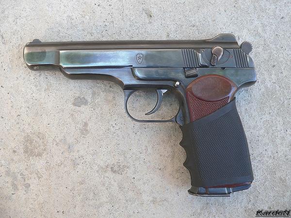 автоматический пистолет Стечкина - АПС фото 39