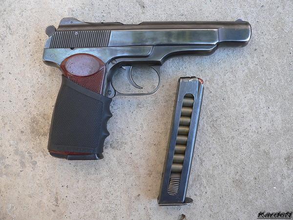 автоматический пистолет Стечкина - АПС фото 40