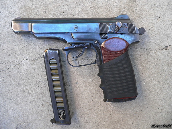 автоматический пистолет Стечкина - АПС фото 42