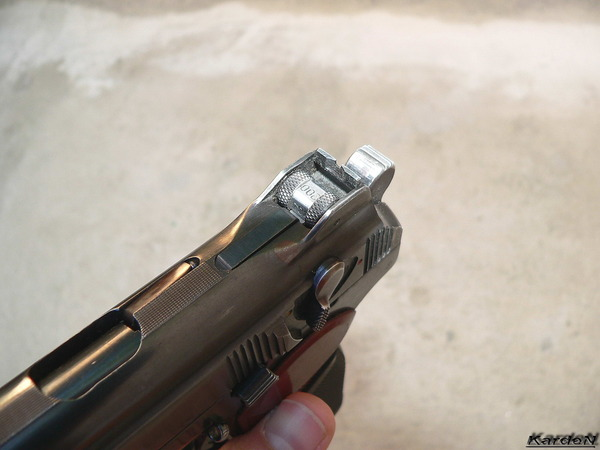 автоматический пистолет Стечкина - АПС фото 45